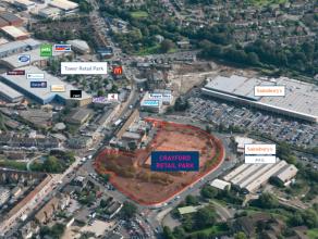 Crayford Island Retail Park - Development Site Acquired