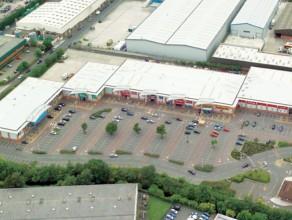 Hayes Retail Park Acquisition
