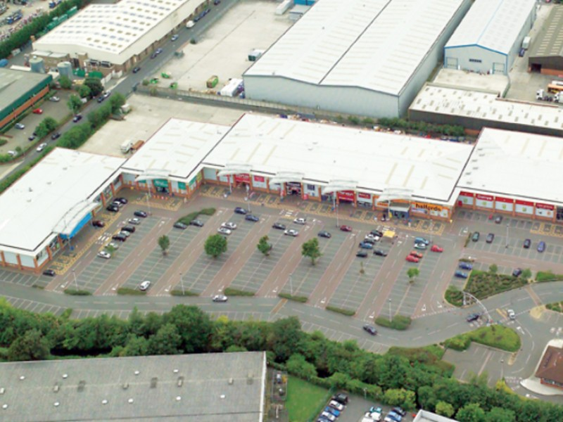 Hayes Retail Park Acquisition