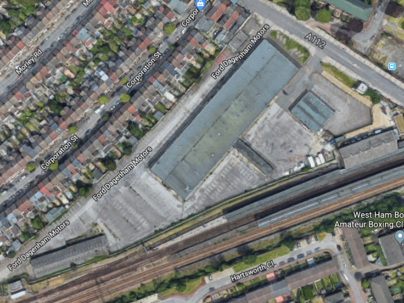 4 Acre Acquisition in Plaistow, East London