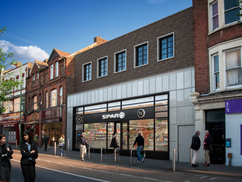 Prime East London Development opportunity Sold